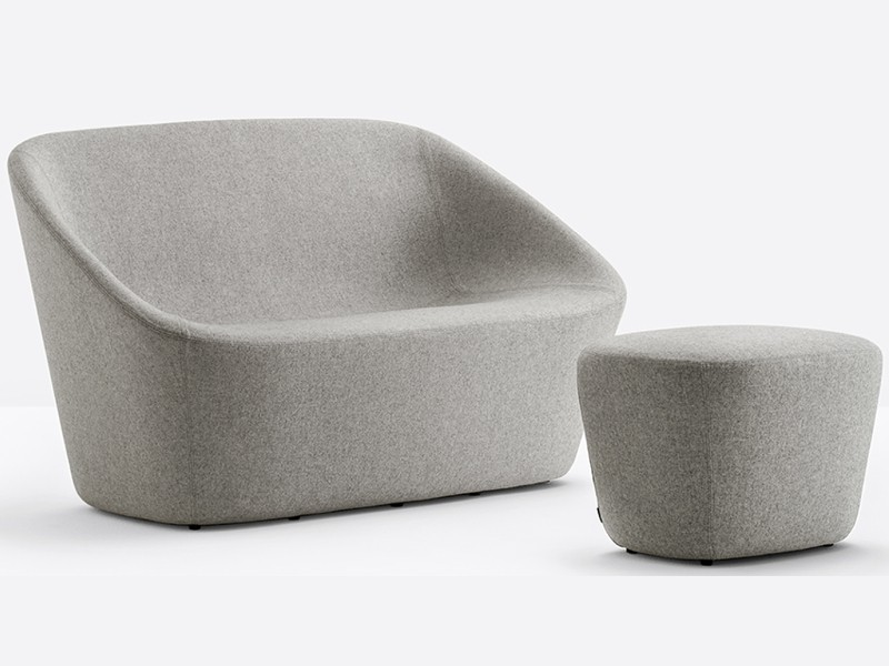 log sofà e pouf