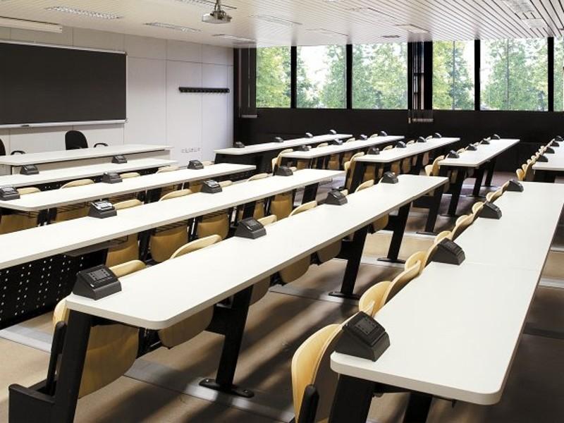 Seduta banco aule università BU85 STF Sedie