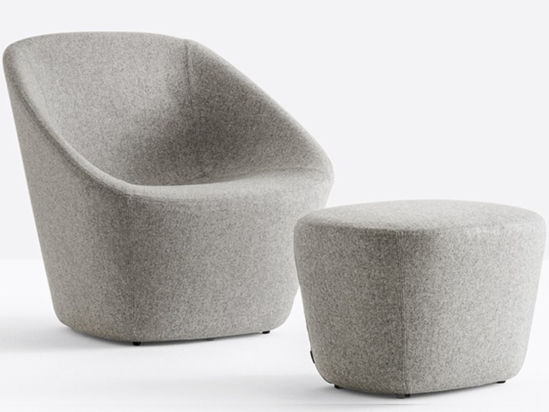 log lounge e pouf